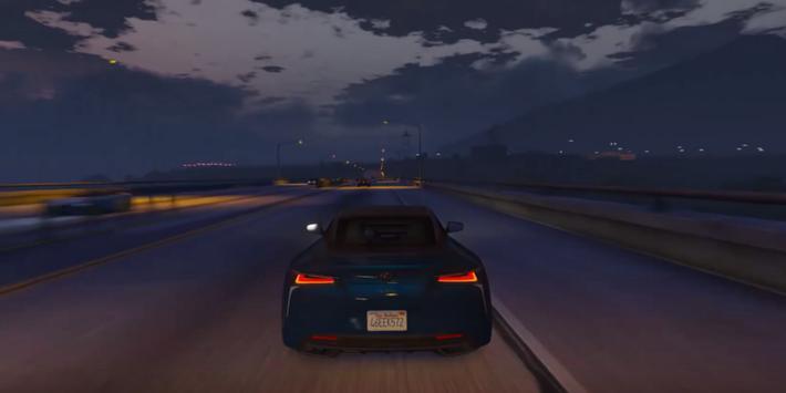 LC 500 Driving Lexus Simulator screenshot 18