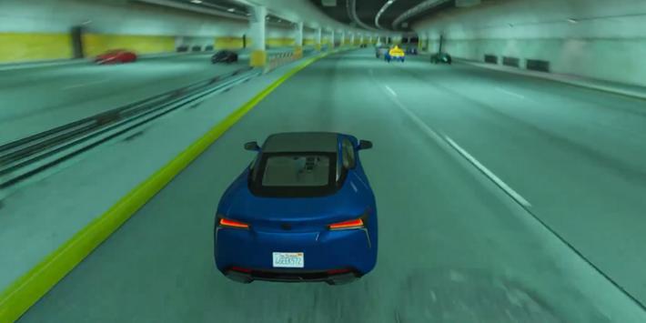 LC 500 Driving Lexus Simulator screenshot 19