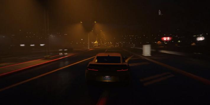 Camaro Driving Simulator 3D apk screenshot