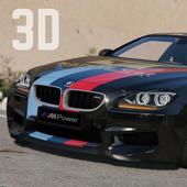 M6 Driving BMW Simulator icon