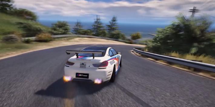 M6 Driving BMW Simulator apk screenshot