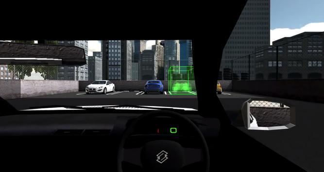 3D Parking Simulator poster