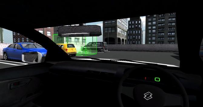 3D Parking Simulator apk screenshot