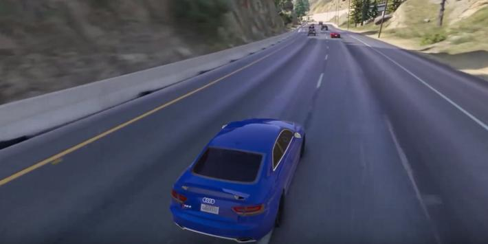 RS5 Driving Audi Simulator apk screenshot