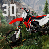 Real Dirt Bike 3D icon