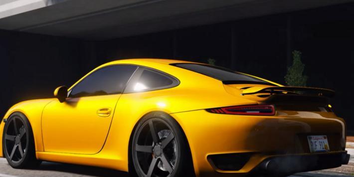 Driving Porsche Simulator 3D screenshot 7