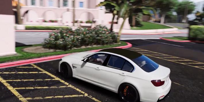 M3 Driving BMW Simulator 3D apk screenshot