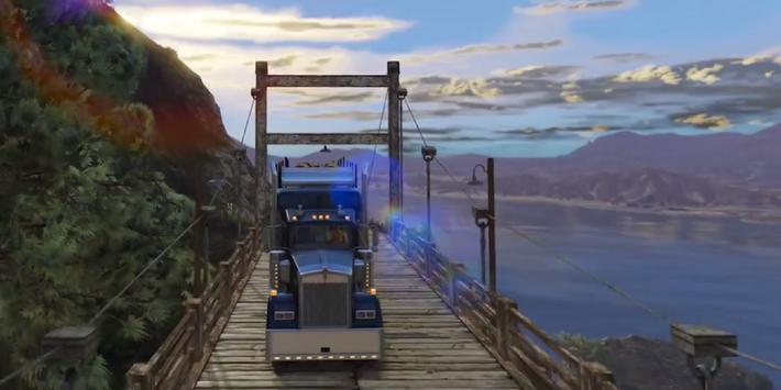Euro Truck Simulator 2017 apk screenshot