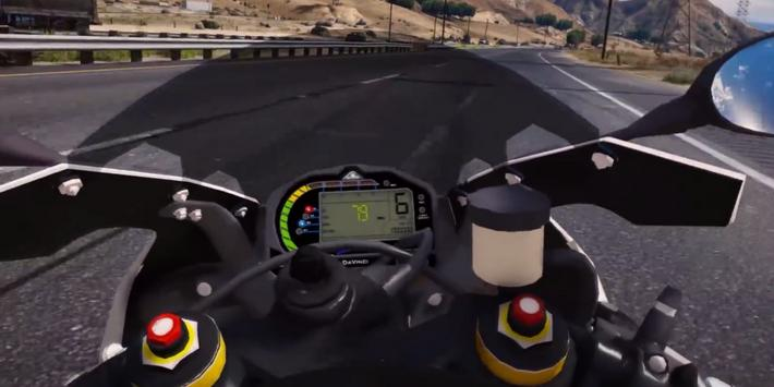 Motorcycle Traffic Rider apk screenshot