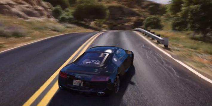 R8 Driving Audi Simulator apk screenshot