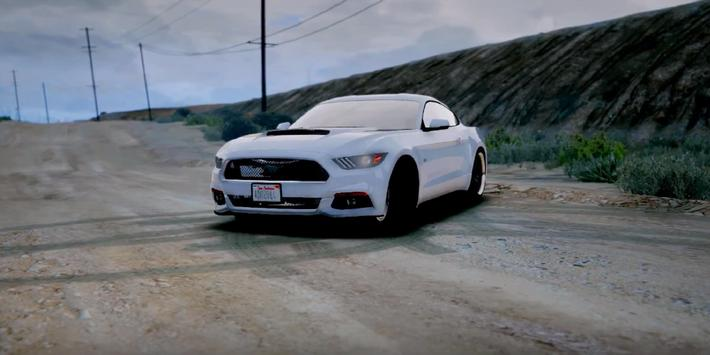 Driving Mustang Simulator 3D apk screenshot