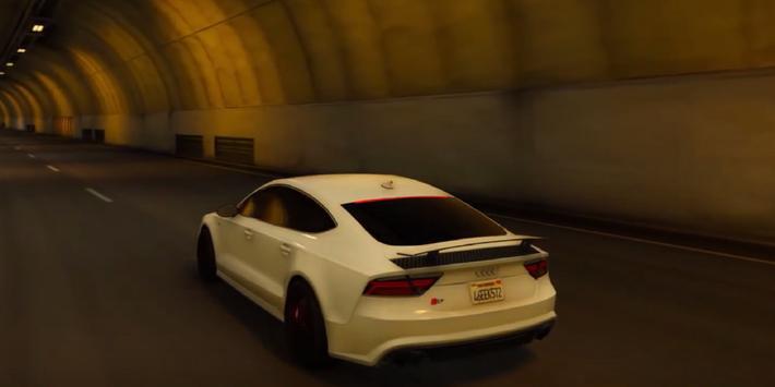 RS7 Driving Audi Simulator apk screenshot