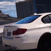 M5 2017 BMW Driving Simulator icon