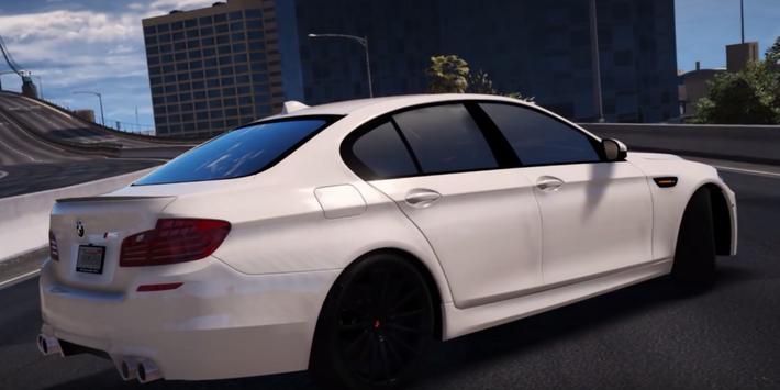 M5 2017 BMW Driving Simulator apk screenshot