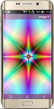 Rainbow color wallpaper screenshot 8