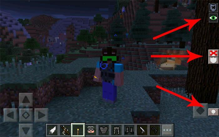 Night World Zombie MOD for MCPE for Android - APK Download