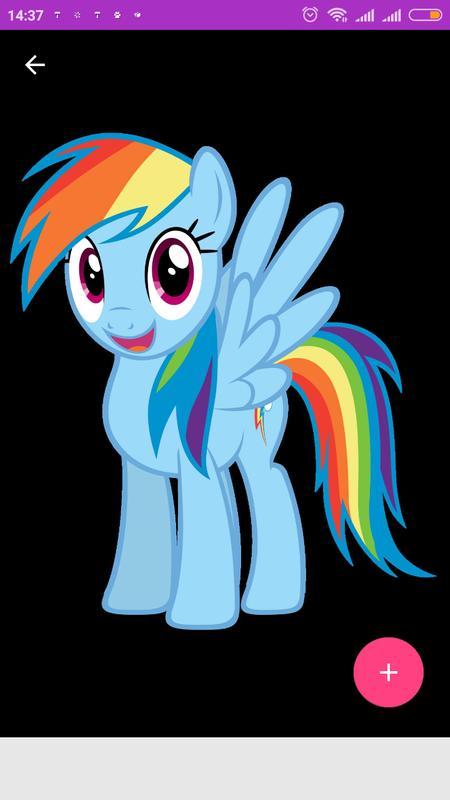 ... Rainbow Dash MLP HD Wallpapers screenshot 11 ...