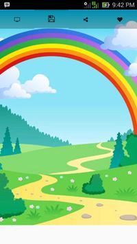 Rainbow Wallpapers 2018 screenshot 1