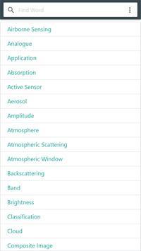 GIS Dictionary screenshot 2