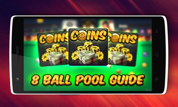 Coins 8 Ball Pool Tool - Guide screenshot 1