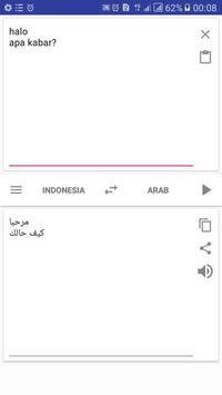 Belajar Bahasa Arab:Penerjemah arab indonesia poster