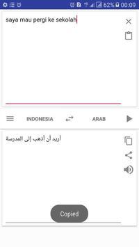 Belajar Bahasa Arab:Penerjemah arab indonesia apk screenshot