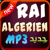Rai Algerien Mp3 - أغاني جزائرية جديدة icon