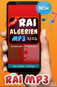 Rai Algerien Mp3 - أغاني جزائرية جديدة poster