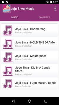 Jojo Siwa Music screenshot 3