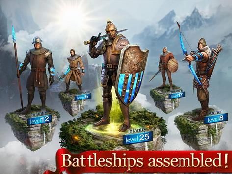 The Conquerors: Empire Rising poster