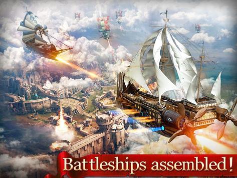 The Conquerors: Empire Rising apk screenshot