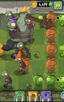 Poster Guide Plants vs. Zombies™ 2