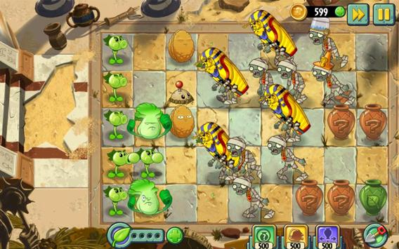 1 Schermata Guide Plants vs. Zombies™ 2
