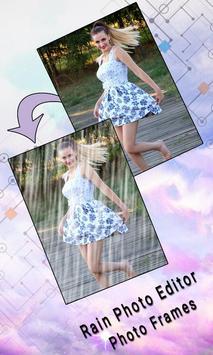 Rain Photo Editor : Photo Frames screenshot 4