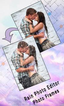 Rain Photo Editor : Photo Frames screenshot 5