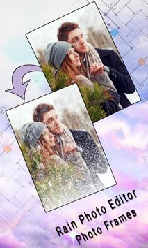 Rain Photo Editor : Photo Frames screenshot 6