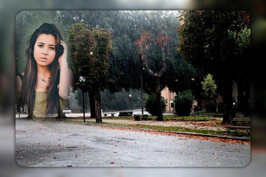 Rain Photo Collection : Rain Photo Editor screenshot 1