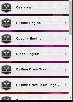 Car Education Book screenshot 1