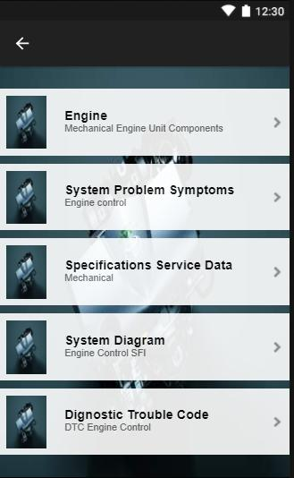 Toyota Vios Engine System Guide for Android - APK Download