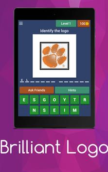 Brilliant Logo Quiz Ultimate apk screenshot