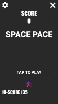 Space Pace poster