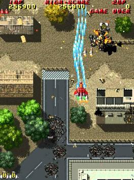 guide for raiden fighter screenshot 1