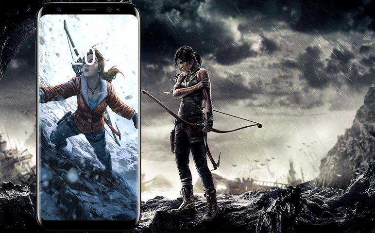 Tomb Raider Wallpapers Hd New For Android Apk Download