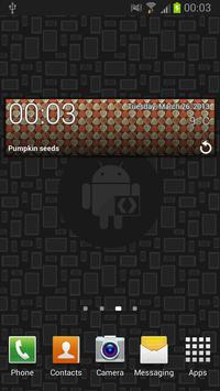 Doodle Clock Widget apk screenshot