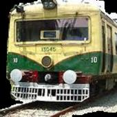 ikon Kolkata Suburban Trains