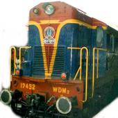 IndianRailway Offline TimeTabl icon