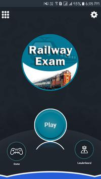 Railway Exam Preparation poster