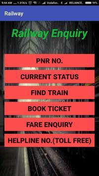 Shubh RailYatra screenshot 1
