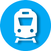 Indian Railway IRCTC Ticket Live Train Status icon