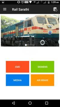 Rail Sarathi apk screenshot